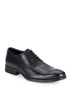 Copley Leather Derby Shoes
