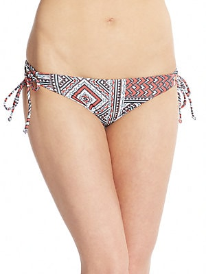 Gazebo Reversible String Bikini Bottoms