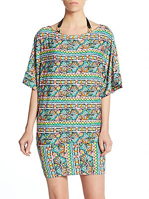 Bora Bora Swim Coverup