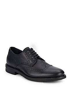 Carson Leather Wingtip Oxfords