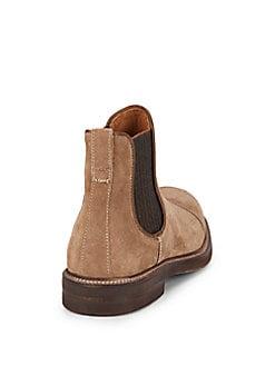 Philip Suede Chelsea Boots