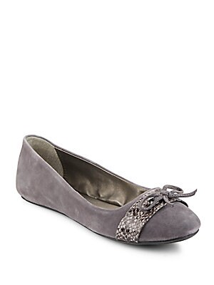 Truth Time Ballet Flats