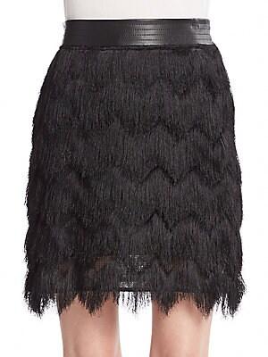 Humboldt Fringed Skirt