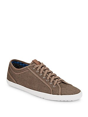 Connall Canvas Sneakers