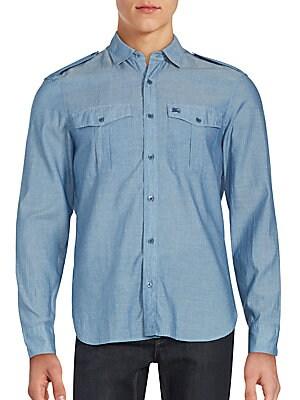 Austin Woven Shirt