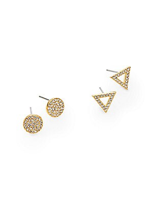 Click here for Geometric Earring Set prices