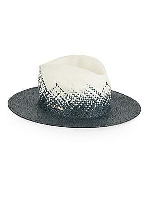 Ombré Panama Hat