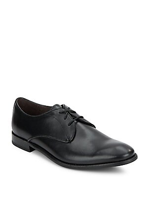 Star Leather Oxfords