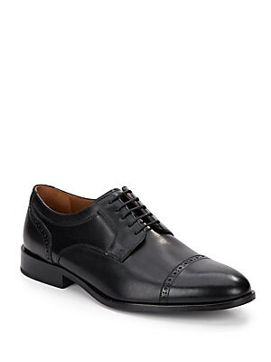 Hernden Leather Derby Shoes