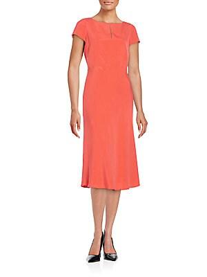 Raine Silk Dress