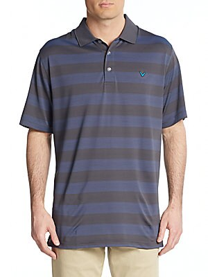 Rugby Fine Line Polo Shirt