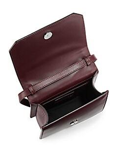Lypton Leather Crossbody Bag