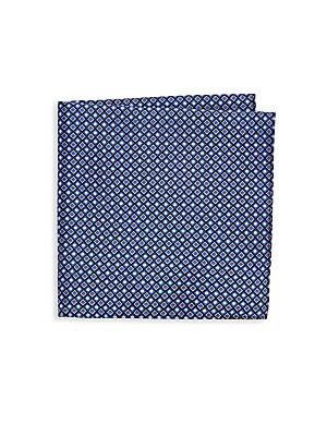 Boxed Silk Pocket Square
