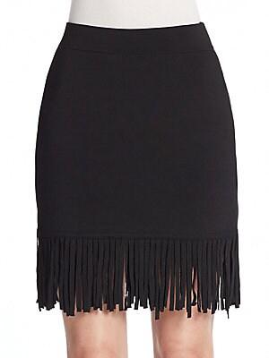 Fiesta Fringe Skirt