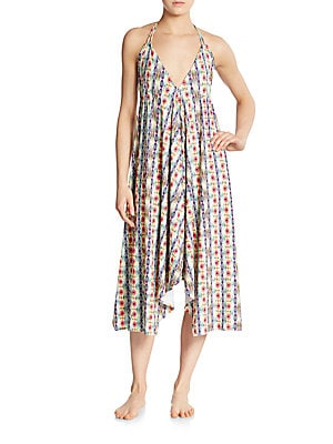 Rion Printed Midi Dress