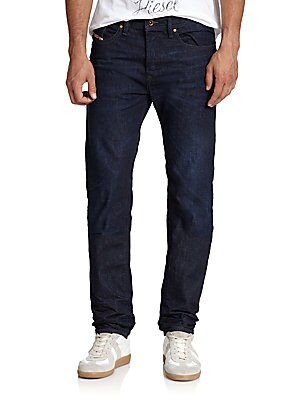 Buster Tapered-Leg Jeans