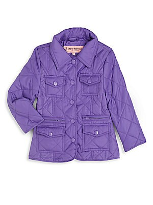 Toddler's Quilted Jacket
