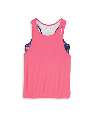 Girl's Big Pirouet Tank Top