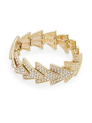 Crystal Triangle Bracelet