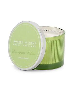 Small Lemongrass Verbena Candle
