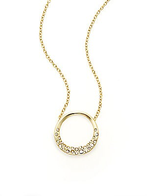 Miss Havisham Hyperion Crystal Loop Station Necklace