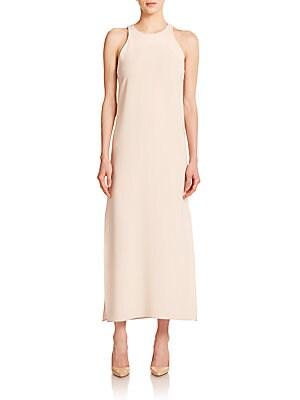 Indra Sleeveless Maxi Dress