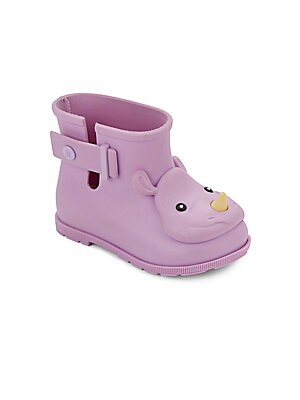 Girl's Mini Sugar Rhino Rainboots