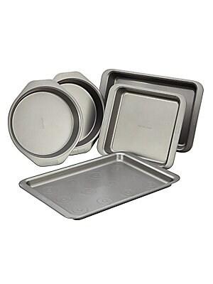 Basics Nonstick 5-Piece Bakeware Set