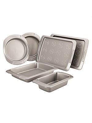 Deluxe Nonstick 6-Piece Bakeware Set