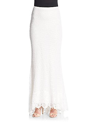 Roth Lace Maxi Skirt