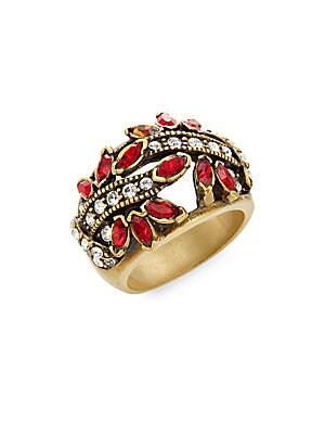 Debut Elegance Swarovski Crystal Ring