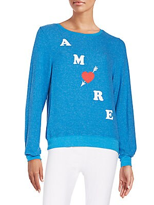 Amore Graphic Sweatshirt