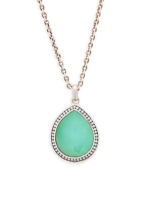 Stella Sterling Silver Pendant Necklace