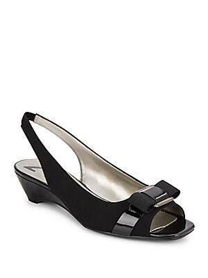 Beckee Peep-Toe Sandals