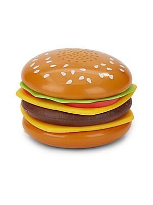 Burger Speaker