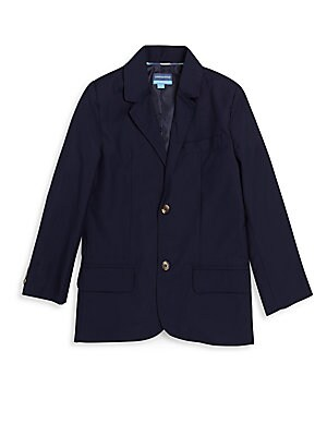Toddler's & Little Kid's Two-Button Jacket