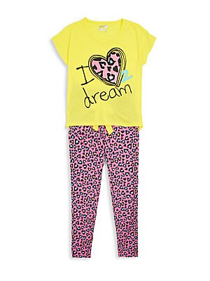 Girl's Love 2 Dream Sleep Set
