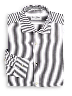 Bengal Stripe Dress Shirt
