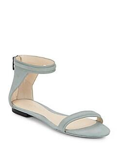 Martini Suede Sandals