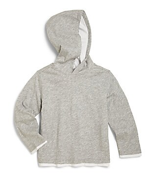 Little Boy's Double Layer Hoodie