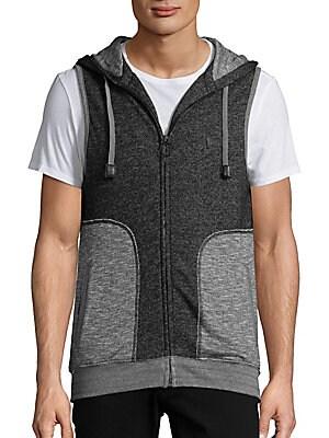 Klein Fleece Zip Vest