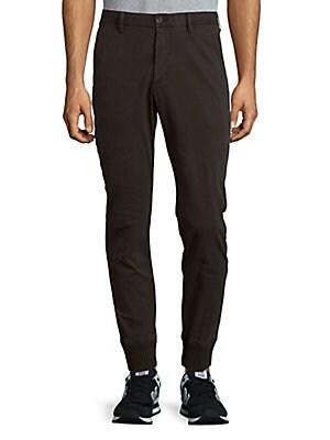 michael kors 188971 knitcuff trousers