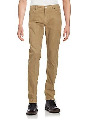 Luca Five-Pocket Corduroy Pants