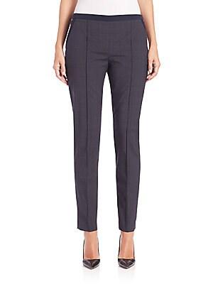 Karis Plaid Suit Pants