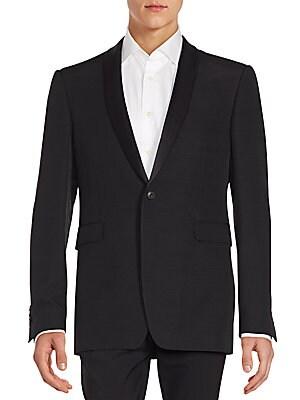 Wool & Silk Jacket