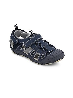Kid's Lace-Up Sandals