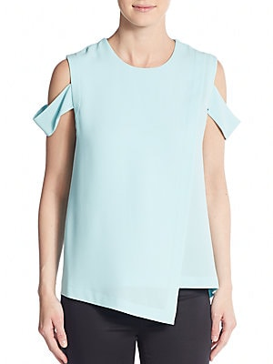 Bethy Cold-Shoulder Top