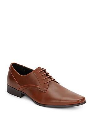 Benton Leather Oxfords