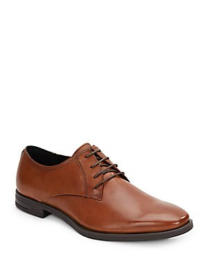 Clint Leather Oxfords