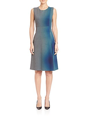 Chrissy Ombré Dress